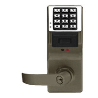 PDL3075IC-S-US10B Alarm Lock Trilogy Electronic Digital Lock in Duronodic Finish