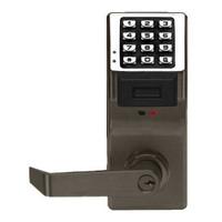 PDL4100IC-M-US10B Alarm Lock Trilogy Electronic Digital Lock in Duronodic Finish