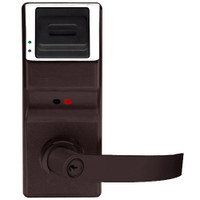PL3075-US10B Alarm Lock Trilogy Electronic Digital Lock in Duronodic Finish