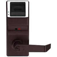 PL3000IC-R-US10B Alarm Lock Trilogy Electronic Digital Lock in Duronodic Finish