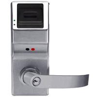 PL3075IC-US26D Alarm Lock Trilogy Electronic Digital Lock in Satin Chrome Finish