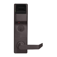 PL3500CRR-US10B Alarm Lock Trilogy Electronic Digital Lock in Duronodic Finish