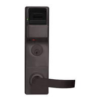PL3575CRR-US10B Alarm Lock Trilogy Electronic Digital Lock in Duronodic Finish