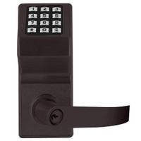 DL6175IC-M-US10B Alarm Lock Trilogy Electronic Digital Lock in Duronodic Finish