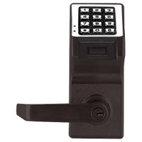PDL6100IC-R-US10B Alarm Lock Trilogy Electronic Digital Lock in Duronodic Finish