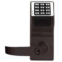 PDL6175IC-Y-US10B Alarm Lock Trilogy Electronic Digital Lock in Duronodic Finish
