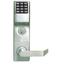 DL6500CRL-26D Alarm Lock Trilogy Networx Electronic Digital Lock in Satin Chrome Finish