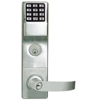 DL6575CRL-26D Alarm Lock Trilogy Networx Electronic Digital Lock in Satin Chrome Finish