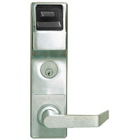 PL6500CRL-26D Alarm Lock Trilogy Networx Electronic Digital Lock in Satin Chrome Finish