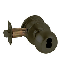 A79JD-ORB-613 Schlage Orbit Commercial Cylindrical Lock in Oil Rubbed Bronze
