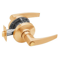 AL40S-JUP-612 Schlage Jupiter Cylindrical Lock in Satin Bronze