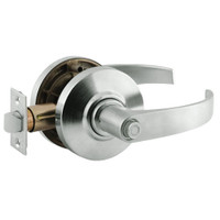 AL40S-NEP-619 Schlage Neptune Cylindrical Lock in Satin Nickel