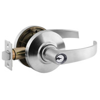 AL50PD-NEP-626 Schlage Neptune Cylindrical Lock in Satin Chromium Plated
