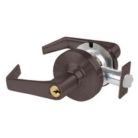 AL50PD-SAT-613 Schlage Saturn Cylindrical Lock in Oil Rubbed Bronze