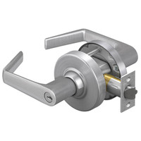 AL80PD-SAT-626 Schlage Saturn Cylindrical Lock in Satin Chromium Plated