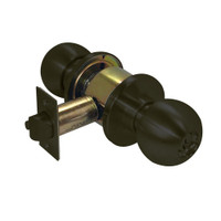 D53PD-ORB-613 Schlage Orbit Cylindrical Lock in Oil Rubbed Bronze