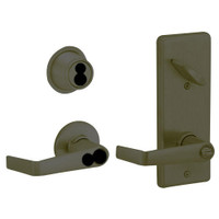 S251JD-SAT-613 Schlage S251PD Saturn Style Interconnected Lock in Oil Rubbed Bronze
