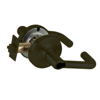 ND66JD-TLR-613 Schlage Tubular Cylindrical Lock in Oil Rubbed Bronze