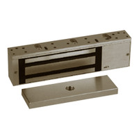 8310-DSS-SCS-40 RCI 8310 Series Single Outswinging Magnetic Lock with Door Status and Security Condition Sensor in Brushed Anodized Dark Bronze Finish