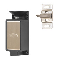 3513 RCI Eectromechanical Cabinet Lock in Black Finish