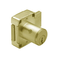 Olympus 100DR-KA103-US4-7/8 Deadbolt Locks in Satin Brass Finish