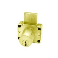 Olympus 200DW-KA101-US4-7/8 Deadbolt Locks in Satin Brass Finish