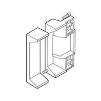 91-0172-09 Adams Rite Lip Extension Kits 2-1/2 Inch for 7160 and 7170 Series Electric Strikes
