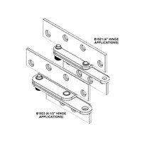 B1923-US2G Adams Rite Reinforcing Pivots in Zinc Plated