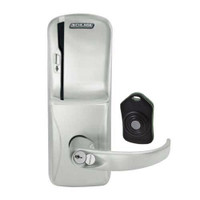 CO220-MS-75-MS-SPA-RD-619 Schlage Standalone Classroom Lockdown Solution Mortise Swipe locks in Satin Nickel