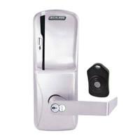 CO220-MS-75-MS-RHO-RD-626 Schlage Standalone Classroom Lockdown Solution Mortise Swipe locks in Satin Chrome