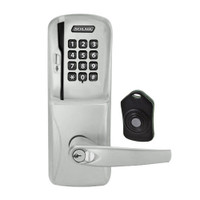CO220-MS-75-MSK-ATH-RD-619 Schlage Standalone Classroom Lockdown Solution Mortise Swipe Keypad Lock with in Satin Nickel