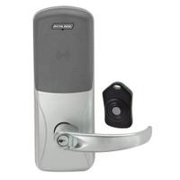 CO220-MS-75-PR-SPA-RD-619 Schlage Standalone Classroom Lockdown Solution Mortise Proximity Locks in Satin Nickel