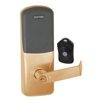 CO220-MS-75-PR-RHO-RD-612 Schlage Standalone Classroom Lockdown Solution Mortise Proximity Locks in Satin Bronze