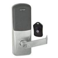 CO220-MS-75-PR-RHO-RD-619 Schlage Standalone Classroom Lockdown Solution Mortise Proximity Locks in Satin Nickel
