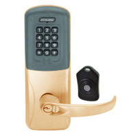 CO220-MS-75-PRK-SPA-RD-612 Schlage Standalone Classroom Lockdown Solution Mortise Proximity Keypad with in Satin Bronze