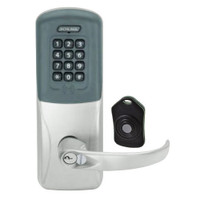 CO220-MS-75-PRK-SPA-RD-619 Schlage Standalone Classroom Lockdown Solution Mortise Proximity Keypad with in Satin Nickel