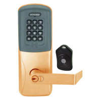 CO220-MS-75-PRK-RHO-RD-612 Schlage Standalone Classroom Lockdown Solution Mortise Proximity Keypad with in Satin Bronze