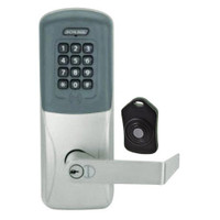 CO220-MS-75-PRK-RHO-RD-619 Schlage Standalone Classroom Lockdown Solution Mortise Proximity Keypad with in Satin Nickel