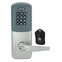 CO220-MS-75-PRK-ATH-RD-619 Schlage Standalone Classroom Lockdown Solution Mortise Proximity Keypad with in Satin Nickel