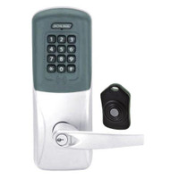 CO220-MS-75-PRK-ATH-RD-625 Schlage Standalone Classroom Lockdown Solution Mortise Proximity Keypad with in Bright Chrome