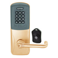 CO220-MS-75-PRK-TLR-RD-612 Schlage Standalone Classroom Lockdown Solution Mortise Proximity Keypad with in Satin Bronze