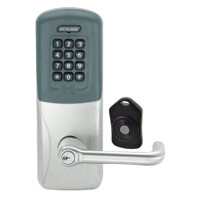 CO220-MS-75-PRK-TLR-RD-619 Schlage Standalone Classroom Lockdown Solution Mortise Proximity Keypad with in Satin Nickel