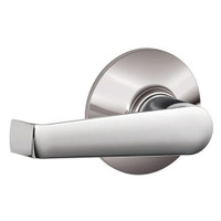 F10-ELA-625 Schlage F Series - Elan Lever style with Passage Lock Function in Bright Chrome