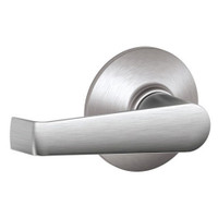 F40-ELA-626 Schlage F Series - Elan Lever style with Privacy Lock Function in Satin Chrome