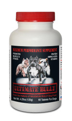 Maximum Bully, Ultimate Bully Performance Supplement 60 Tablets