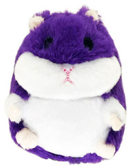 Big Fat Hamster Purple