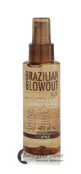 Brazilian Blowout Acai Spray Shine 4 Ounce