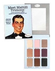 theBalm Meet Matte Trimony Eyeshadow Palette