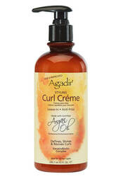 Argan Oil Styling Curl Creme 10 Fl Oz.