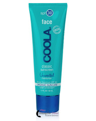 Coola Classic Face SPF 30 Unscented Moisturizer 1.7 oz